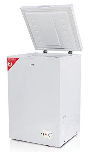 Statesman CHF100 100 ltr Chest Freezer White
