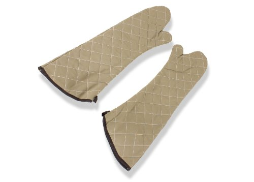 Crestware 24-Inch Heat Guard Oven Mitt