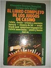El Libro de Los Juegos de Casino