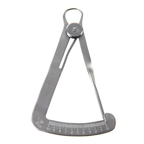 SODIAL(R) Juwelier Stein Diamant Messgeraet Messschieber Metall Werkzeug