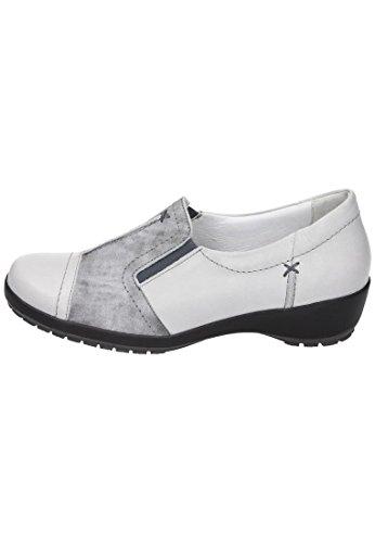 Comfortabel Comfortabel Damen Slipper, Mocassini donna grigio Grau Grau