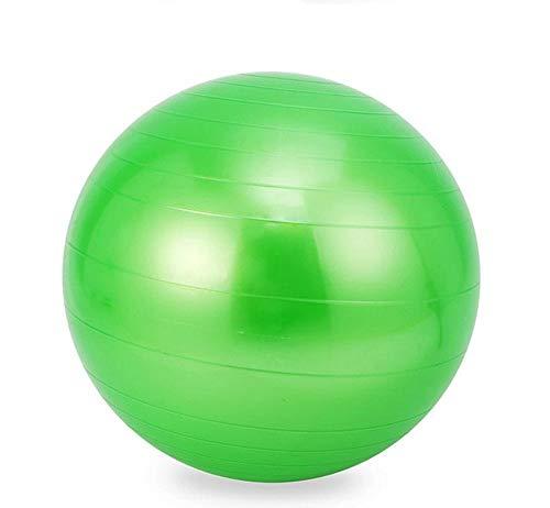) für Yoga im Klassenzimmer, Pilates, Bauch, Core, Sport, Fitness, Pro Workout, Training, Geburt, Schwangerschaft und einen strapazierfähigen Sitz @ Green_55 cm ()