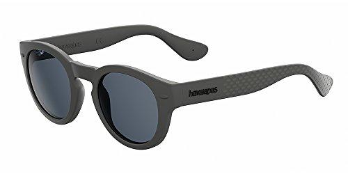 Demel Augenoptik Havaianas Trancoso Sonnenbrille für Damen und Herren - Inklusive Einsteck-Etui und Mikrofasertuch - Neues Modell in 10 Farben (Medium, QIE9A)