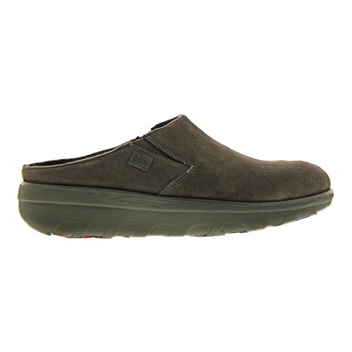 FitFlop Loaff Tm Suede Clog, Pantoufles / Savates femme Beige (Bungee Cord)