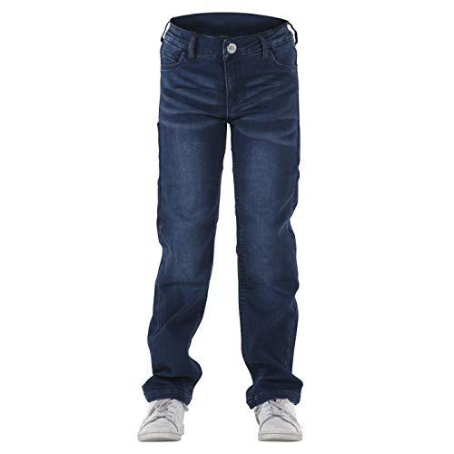 Overlap Street Smalt Jeans für Kinder, zugelassen, Blau, Größe 12 Jahre