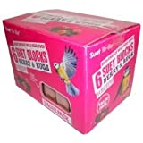 Suet To Go Berry & Bugs blocs Value Pack 6 6pk