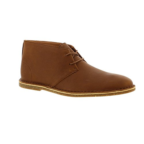 Clarks Baltimore Mid - Tan Leather