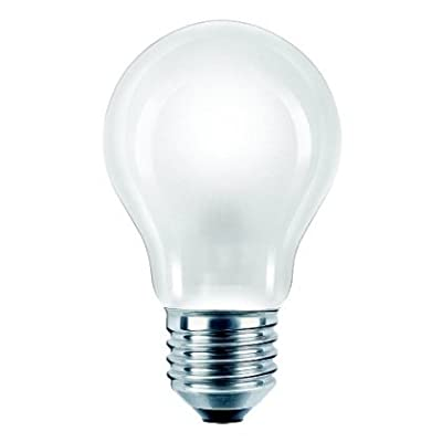 20 X 60 Watt Edison Screw E27 Pearl Light Bulbs Gls Lamp produced by ever bright - quick delivery from UK.