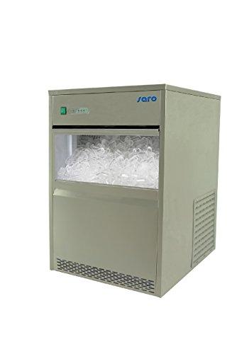 Saro EB 26 Eiswürfelbereiter/230 V/1 Ph/0,22 kW/Umwälzsystem/edelstahl