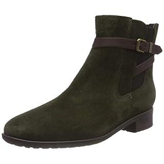 ara LIVERPOOL, Damen Chelsea Boots, Grün (FOREST, MORO 67), 38 EU (5 UK)