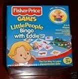 Little People Bingo with Eddie