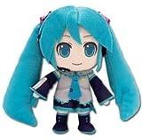 Great Eastern Vocaloid–17,8cm Hatsune Miku en peluche