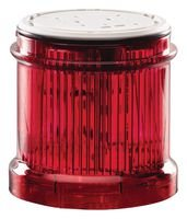 VISUAL SIGNAL INDICATOR, 70MM, 24V, RED SL7-L24-R By EATON Visual Signal Indicator