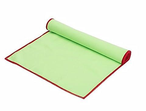 Schnelle Trocknung Super Saugfähig Badetuch Schnelltrocknende Handtuch Body Building Schwimmen Wischen Haar Schnelltrocknende Handtuch Handtuch Grün