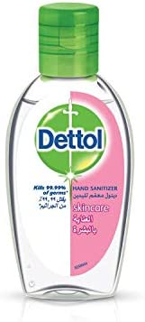 Dettol Skin Care Anti-bacterial Hand Sanitizer 50ml