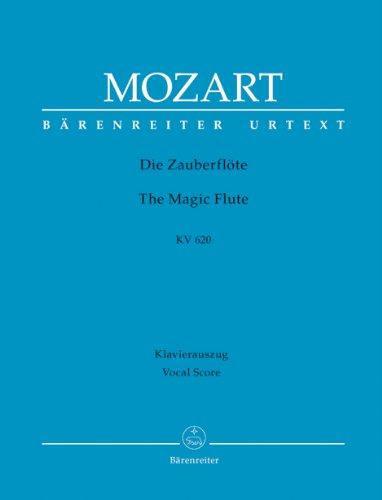 Flûte Enchantée KV620 - Chant/Piano par Wolfgang Amadeus Mozart