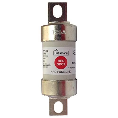TFP125A   TFP125   400287   BUSSMANN (GE) 125AMP 660V AC INDUSTRIAL -