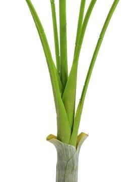 artplants – Künstliche Areca Palme Deluxe, getopft, 180 cm, wetterfest – Plastik Goldfruchtpalme/Kunstpalme