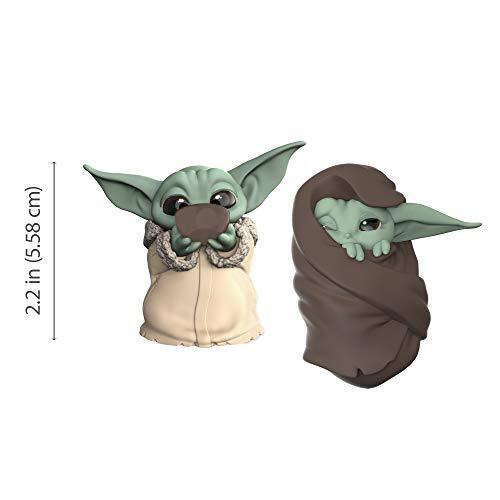 Bebé Yoda (Pack de 2 Figu