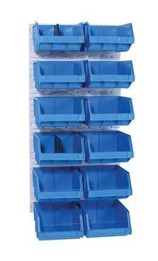 New Mdi 390 de rangement Multi-usage Bleu piscine Polyéthylène Neat &amortisseur de rangement