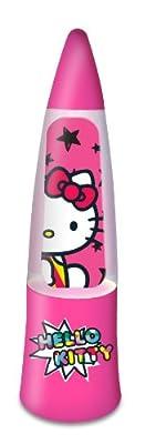 Spearmark 65138BOX Hello Kitty Glitzerlampe von Spearmark international LTD auf Lampenhans.de