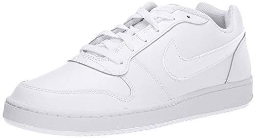 Nike Herren EBERNON Low Sneakers, Weiß (White 100), 43 EU