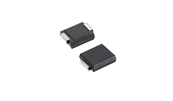 uxcell SMD Schottoky Rectifier Diode 3A 1000V Silicon Diodes 50pcs for S3M 1N5408