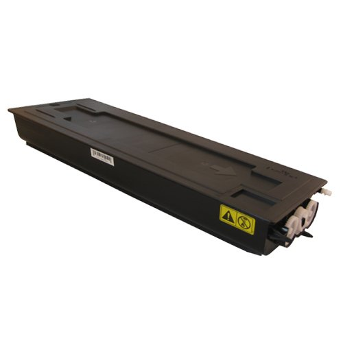 Preisvergleich Produktbild 1x Toner-Patrone XXL Schwarz für Kyocera Mita TK-410 KM-2020 KM-1635 KM-1635J 18.000 Seiten PlatinumSerie