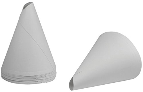 Papier Trichter (SW-Stahl 07367L Papier-Öl-Einfüll Trichter 250 Stk 100 x 120 mm)