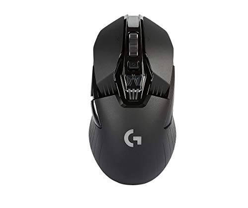 Logitech G900 Wireless Gaming Mouse for Chaos Spectrum, Black (Refurbished) (G602 Logitech Mouse Wireless)