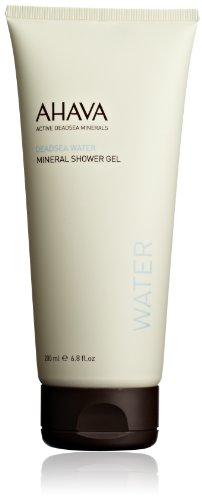 Ahava: Shower Gel Minerale - Acqua del Mar Morto - Bagnodoccia con acqua di mare (200 ml)