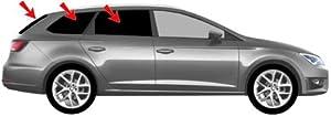 Vitres teintées SANS FILM SEAT Leon ST (break) après 2013 Art. 24876E-5 Solarplexius