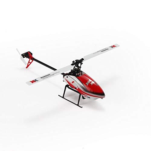 WQGNMJZ K120 Fernbedienungs Flugzeug V977 Upgrade-Version Von 6-Pass-Single-Blade-Helikopter RC Electric Toy Indoor-Wiederaufladbare Fernbedienungs Spielzeug