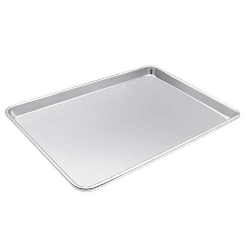 Top Küche 22,9x 33cm Quarter Commercial Grade Aluminium Backblech Jelly Roll Pan Jelly Roll Pan