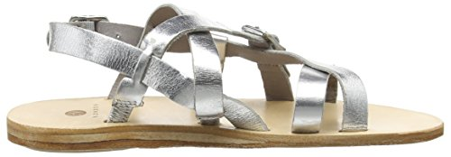 H Shoes ANITA, Sandales femme Argent - Argenté