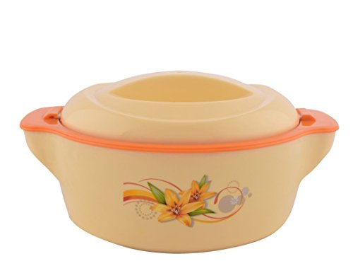 Soft Art Good Day Polypropylene Insulated Hot Pot Beige 1500 ml
