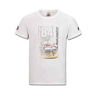 Audi Heritage T-Shirt Herren (S)