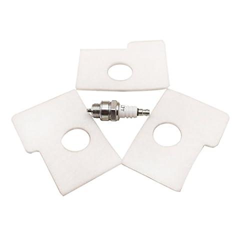 Gazechimp Kettensäge Ersatzteile Luftfilter Zündkerze Kit Für Stihl Chainsaw 017 018 MS180 MS170