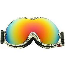 PFSYR OTG Ski Goggles - Over Glasses Gafas de esquí Snowboard para Hombres fdfbc07b717