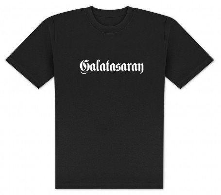 World of Football T-Shirt Galatasaray old 1c - L