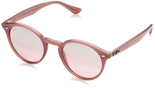 Ray-Ban 0RB2180 62297E 49 Montature, Rosa (Opal Antique Pink), Uomo