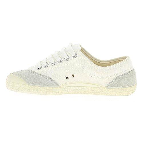 Kawasaki Rainbow retro Unisex-Erwachsene Sneakers Weiß (White/01)