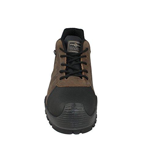 Aimont artis s3 sRC chaussures de travail chaussures berufsschuhe businessschuhe chaussures marron Marron - Marron