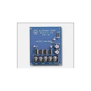 Siren Driver 2 Channel 6-12Vdc by Altronix