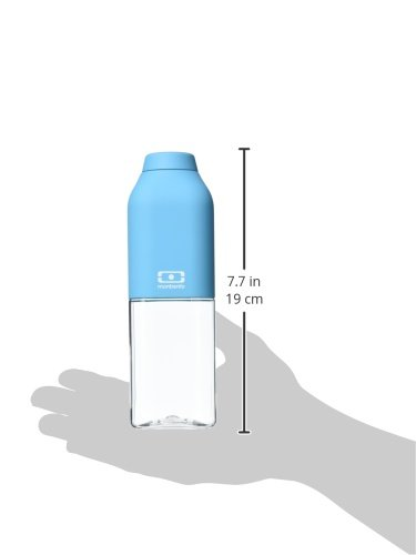 Monbento the 50cl bottle MB Positive M – light blue - 2