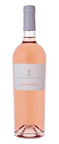 Frühlingsangebot! 6x 0,75L Roséwein Pratello Chiaretto Garda DOC 2016 12,5%