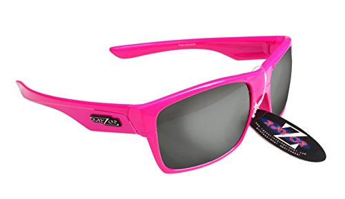 Ray-Zor Girls YJ Snowboard Sonnenbrille, Rosa-Rose, General