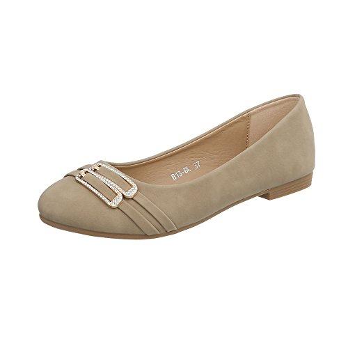 ... Metallic Loafer Flats Glitzer Slippers Quasten Lochung Schuhe 136540  Rose. Infos zu den Nutzungsrechten. Ital-Design Klassische Ballerinas Damen- Schuhe ... 520d670647