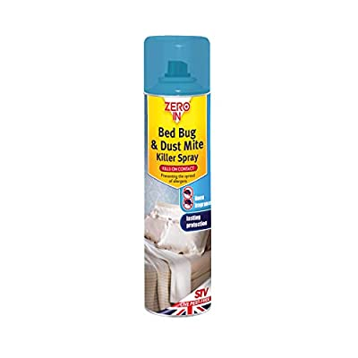 Zero In Bed Bug Killer Spray : everything £5 (or less!)