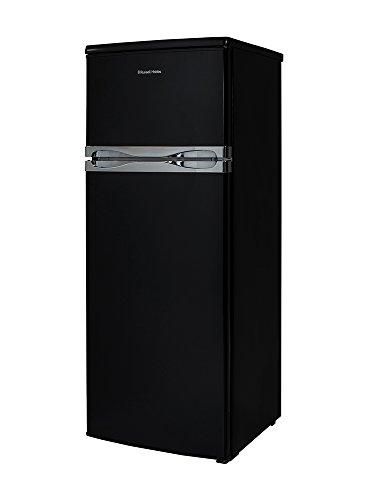31Yzf5FVN7L - BEST BUY #1 Russell Hobbs 55cm Wide, Freestanding Black Fridge Freezer, RH55TMFF143B Reviews and price compare uk